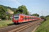 425-530 leads an RE* Koblenz to Moncehengladbach HBF service paste Leutesdorf on 14th June 2015