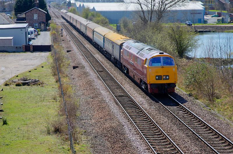 Western Yorkshire (just!) Western