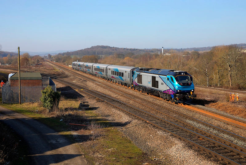 68024 - Heaton Lodge Junction - 27/02/2019