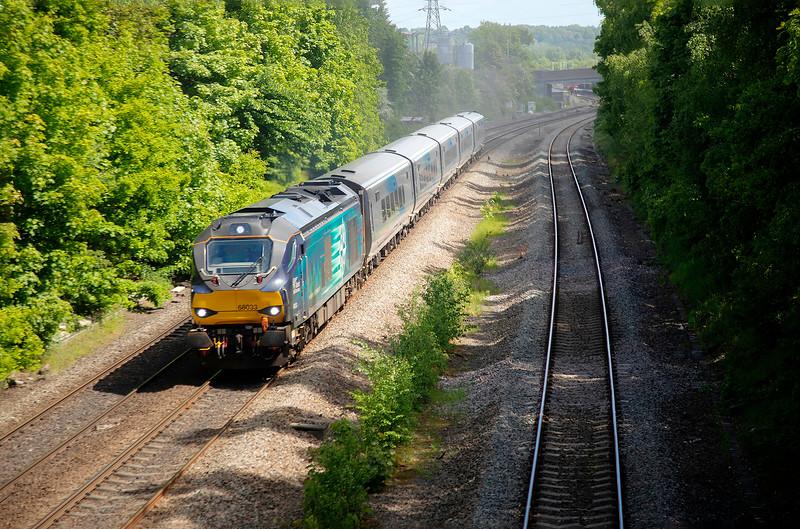 68033 - Mirfield East Junction - 14/5/2020