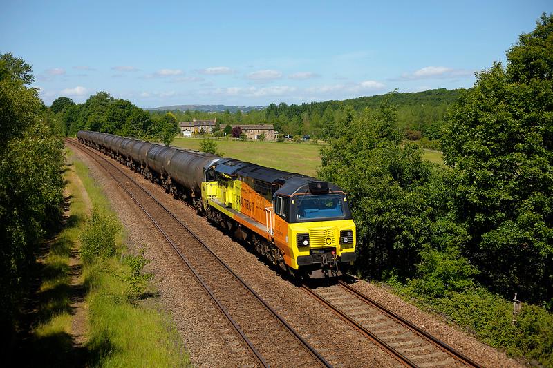 70814 - Bradley Wood Junction - 27/5/2020