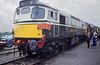 D5410 - Coalville - 25/10/1994