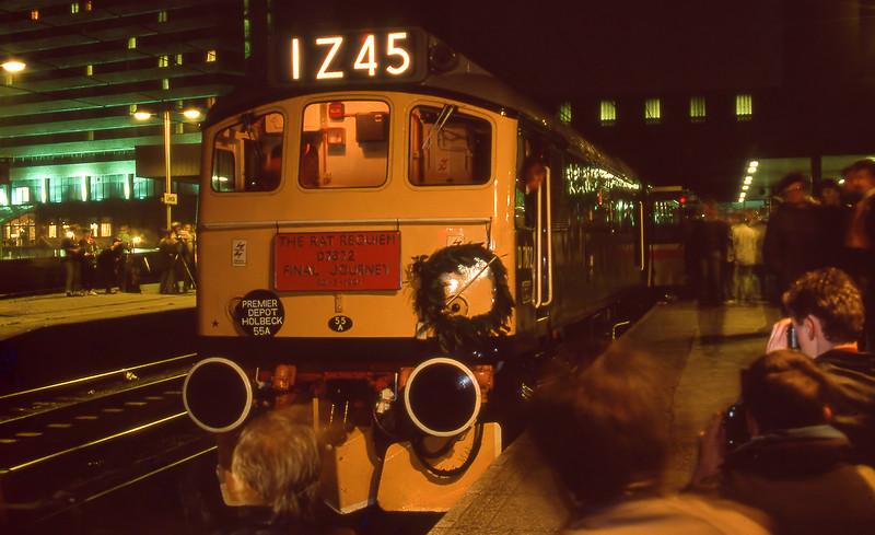 D7672 - Leeds 30/3/1991