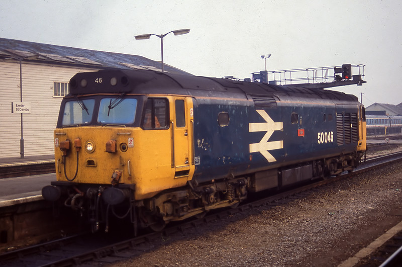 50046 - Exeter St Davids 06/9/91
