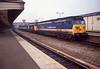 50033 & 50046 - Exeter St Davids 06/6/91
