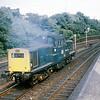 D8585 - Edinburgh - 9/8/1968