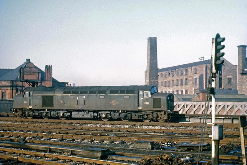 D222 - Manchester Exchange - 03/2/1968