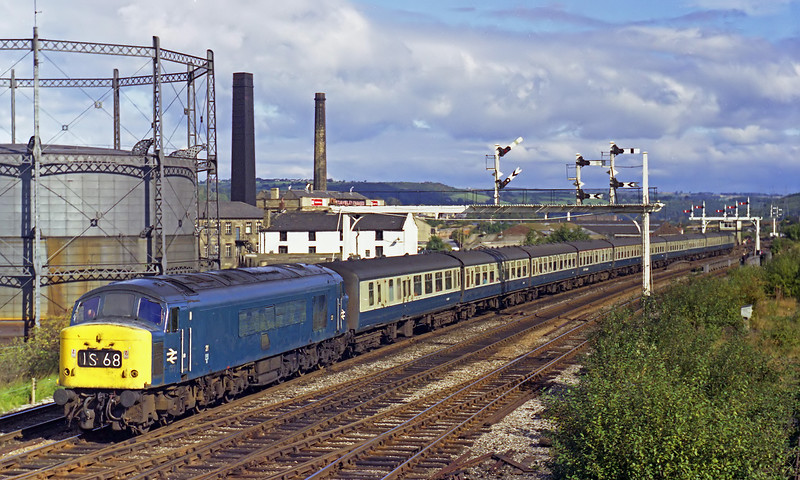 D21 - Leeds Junction Shipley - 5/10/1974