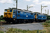 76010 and 76016 Wath Upon Dearne Depot June 29th 1981