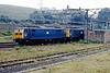 76031+76035 - Dunford Bridge 15/7/1981