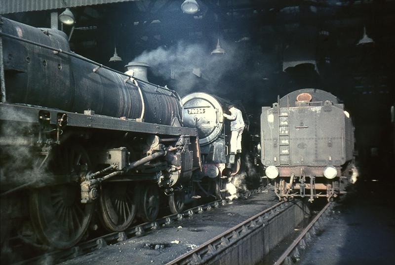 70024 73125 - Patricoft - 3/12/1967