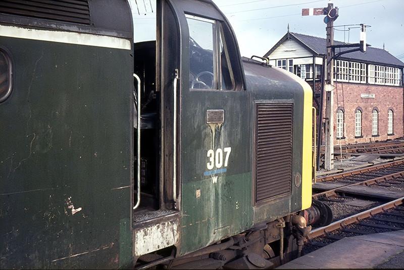 D307 - Aberystwyth - 19/9/1971
