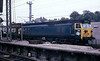 438 - Carnforth - 8/7/1972