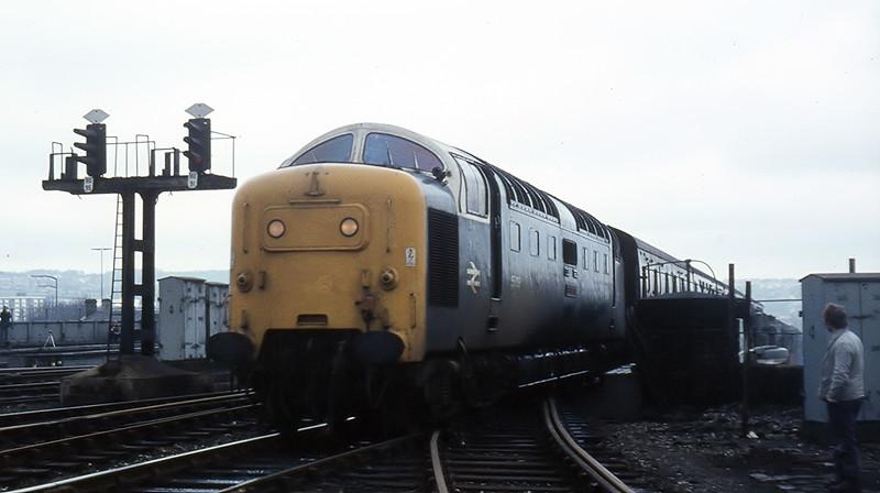 55018 - Huddersfield - 11/3/1981
