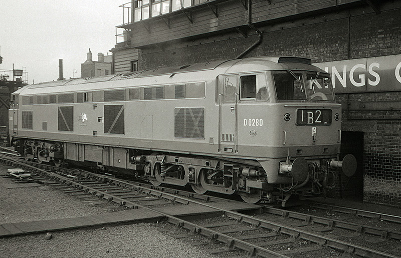 D0280 - Kings Cross - 30/05/1962