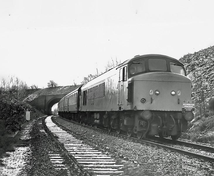 Accrington Cracker - 18/12/1982