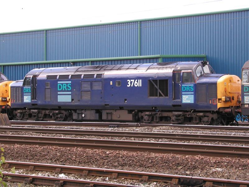 37611 at DRS Kingmoor 23-06-02