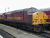 37051 stabled at Didcot 17-03-00