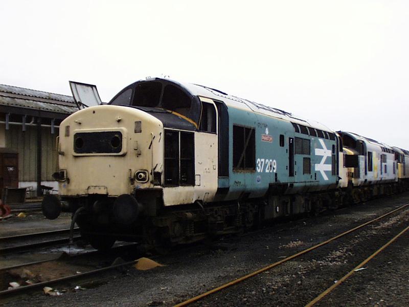 37209 Doncaster - 26/12/1998