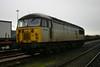 56104 - Rotherham Steel Terminal - 11/11/04