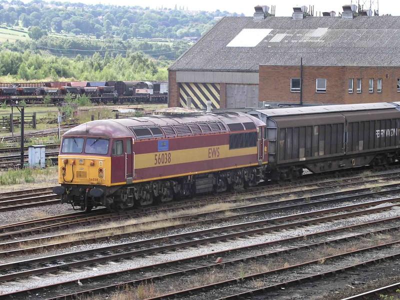 56038 - Healey Mills - 18/07/2003