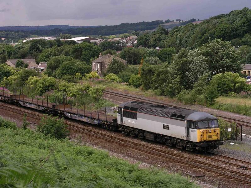 56054 - Heaton Lodge JUnction - 21/07/2003