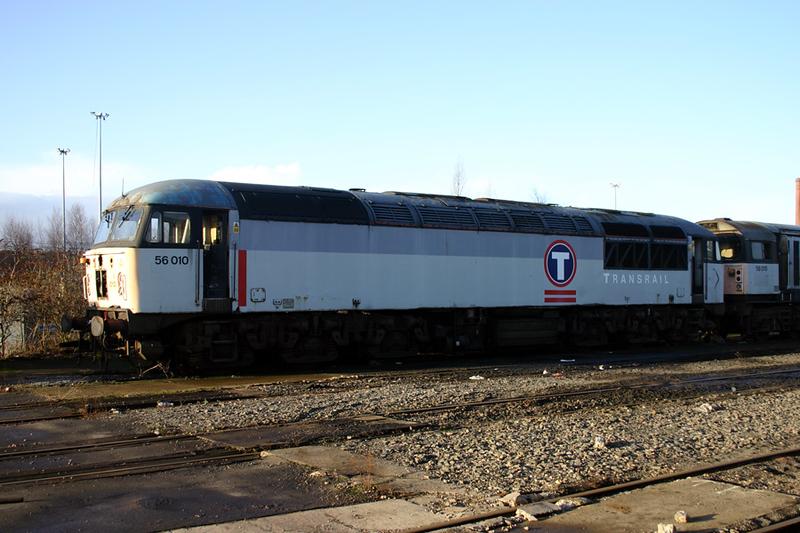 56010 - Doncaster - 11/01/2004