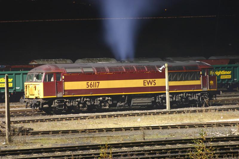 56117 - Healey Mills - 24/11/2003