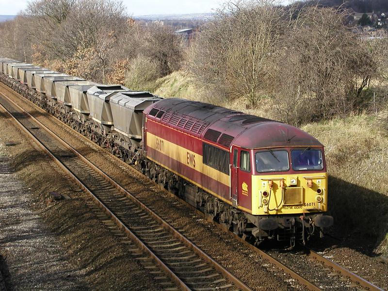 56071 - Heaton Lodge Jcn - 01/03/2002