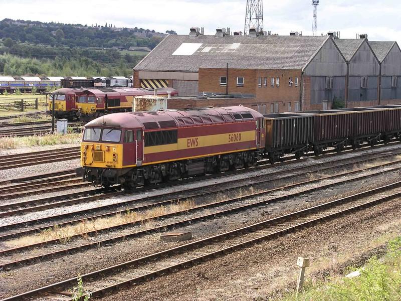 56060 - Healey Mills - 30/08/2003