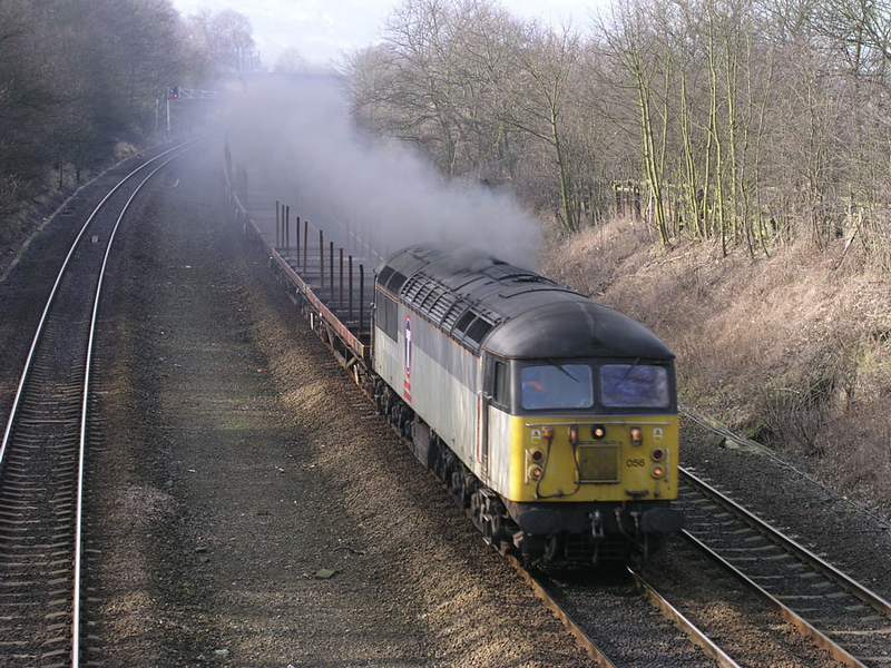 56056 - Mirfield East Jcn - 28/02/2002