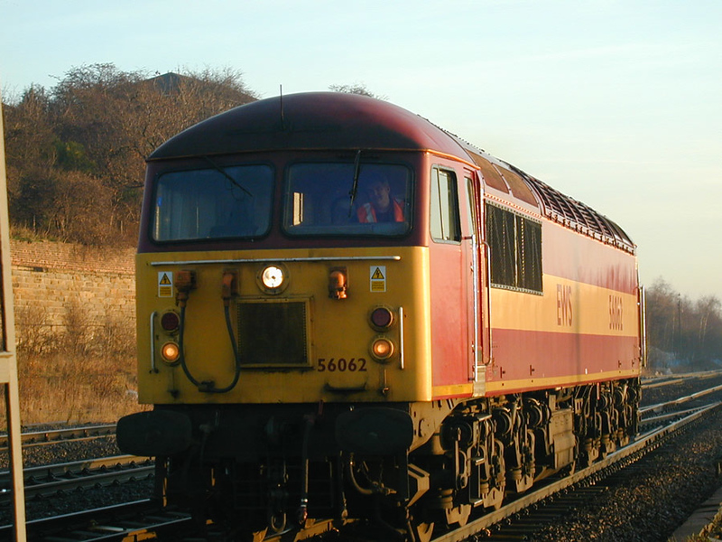 56062 - Wakefield Kirkgate - 08/12/01