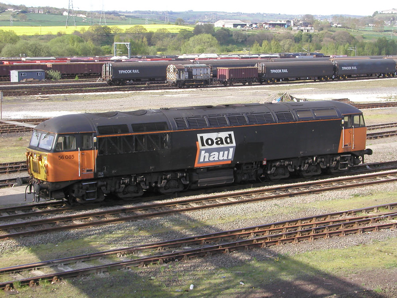 56085 stabled at HM 23-04-02