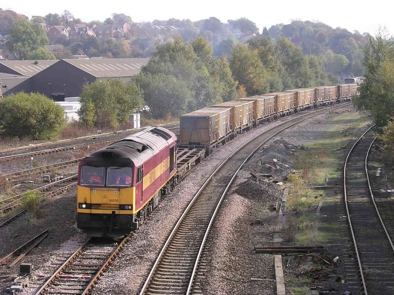 60010 - Healey Mils - 16/10/2003