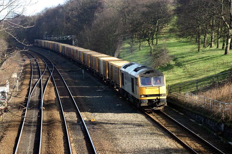 60070 Mirfield East Junction 19/02/2004