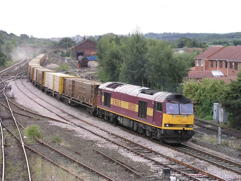 60020 - Healey Mills - 01/9/2003