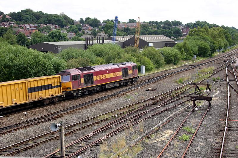 60041 - Healey Mills - 26/07/04