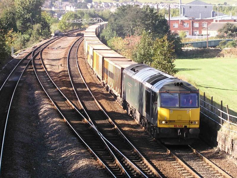 60081 - Mirfield East Junction - 7/10/2003
