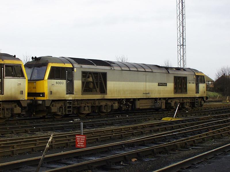 60013 - Knottingley - 26/12/98