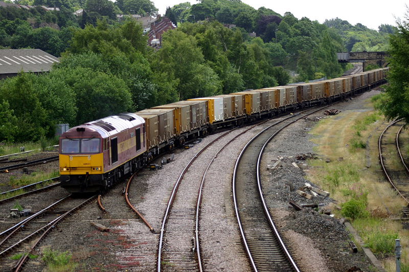 60031 - Healey Mills 01/07/2004