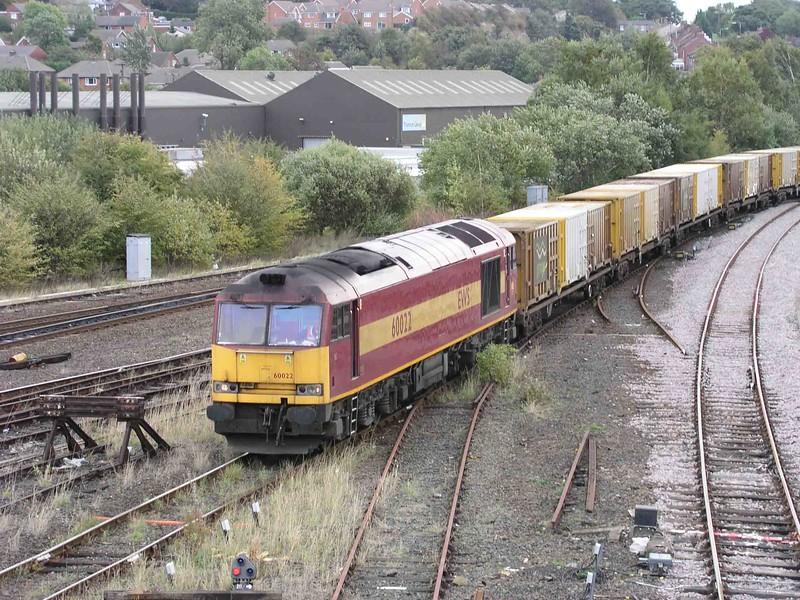60022 - Healey Mills - 09/10/2003