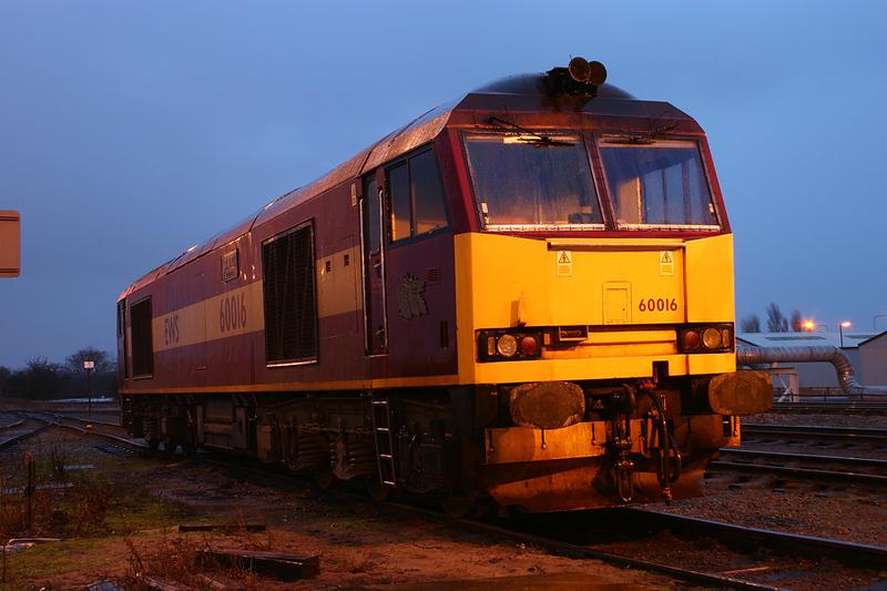60016 - Immingham TMD - 11/01/2004