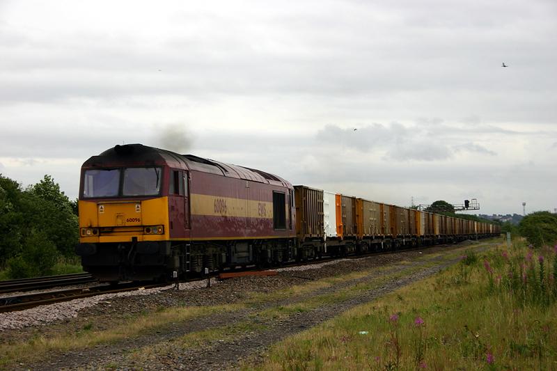 60096 - Dewsbury East Junction - 16/7/2004