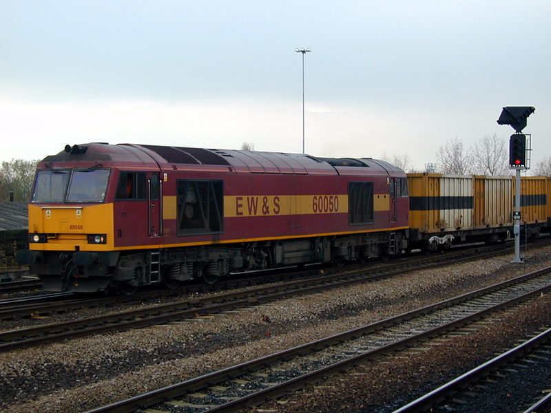 60050 - Wakefield Kirkgate - 07/12/2001