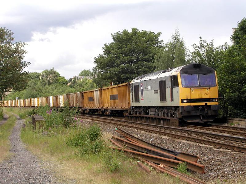 60062 - Dewsbury East Junctioon - 03/07/2002