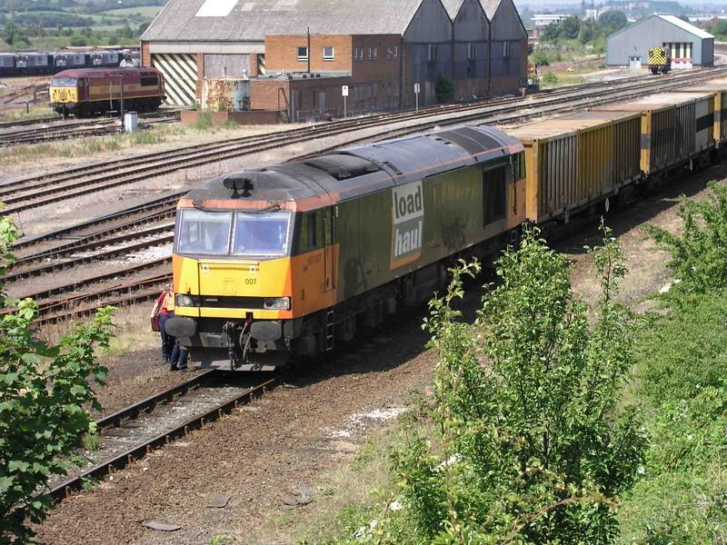 60007 - Healey Mills - 16/7/2003