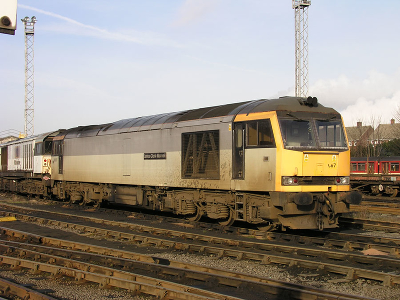 60067 - Knottingley /01/03/2003