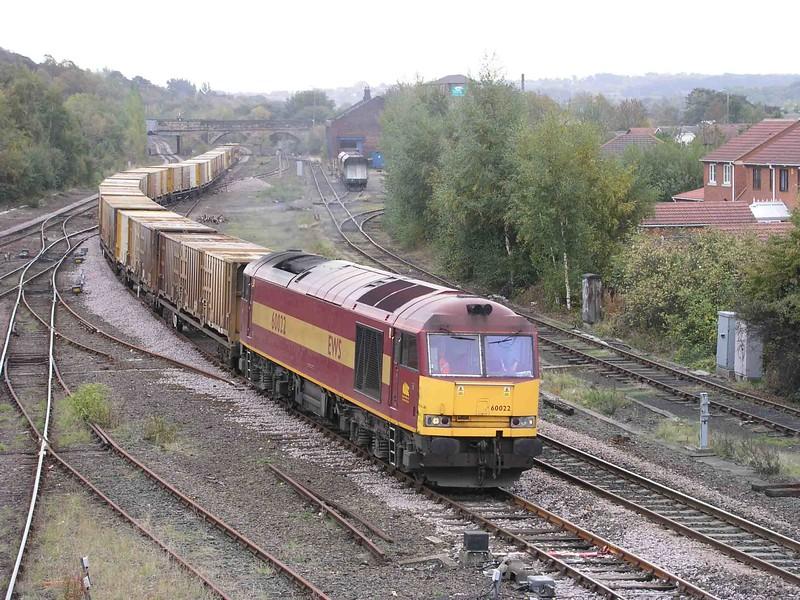 60022 - Healey Mills - 13-10-2003
