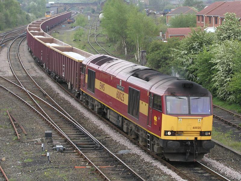 60025 - Healey Mills - 09/05/2002