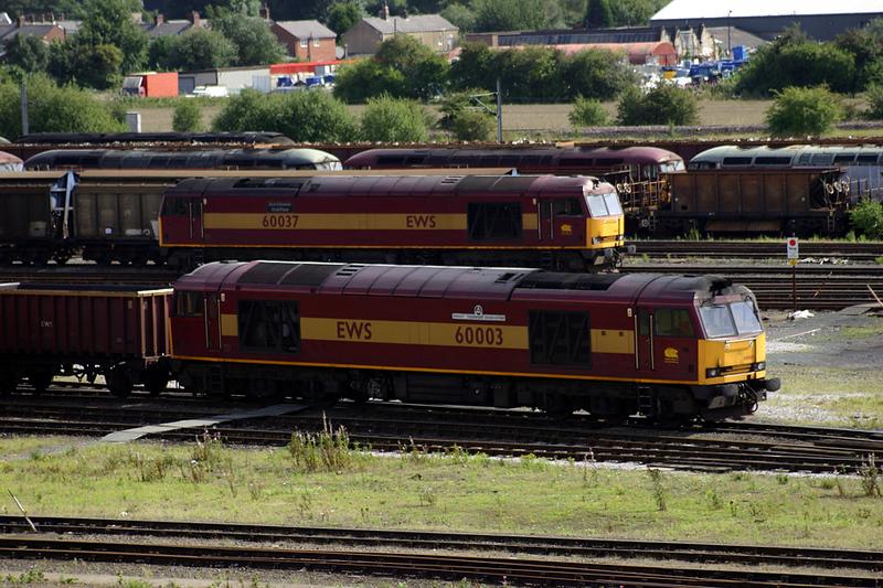 60003 60037 - Healey Mills - 15/08/2004